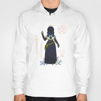 tarot Hoodies featuring Witch Series: Tarot Cards by LordofMasks