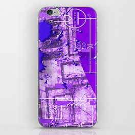 It's Just Not Gonna Happen < The NO Series (Purple) iPhone Skin