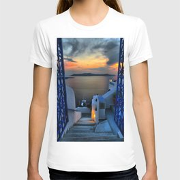 Santorini 15 T-shirt