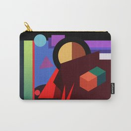 Kanedian Kubism Carry-All Pouch