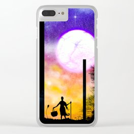 Witchy Clear iPhone Case