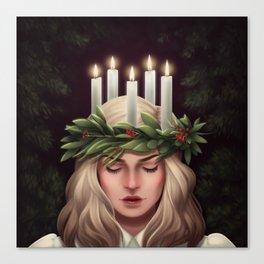 Santa Lucia Canvas Print