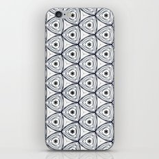 chiang tapestry bw iPhone & iPod Skin