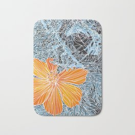 Cosmo and Evergreen Bath Mat