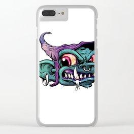 Goblin Clear iPhone Case