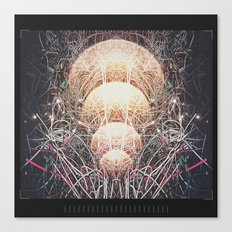 Intention Wired Canvas Print