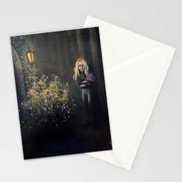 The Cottage at the Edge of Valleywood Stationery Cards