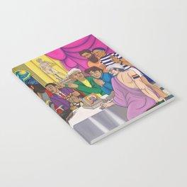 The ArtPostles Notebook