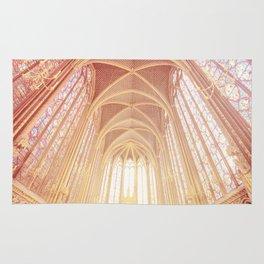 Saint Chapelle Paris Rug