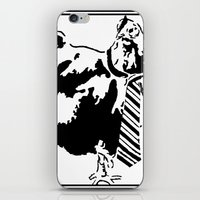 hentai iPhone & iPod Skins featuring Hen Tie by Psychotronic Studios