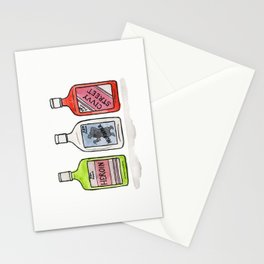 Satisfaction guaranteed Stationery Cards
