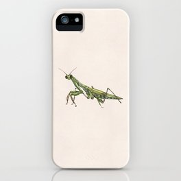 Mantis II iPhone Case
