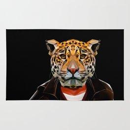 Tiger Man Rug