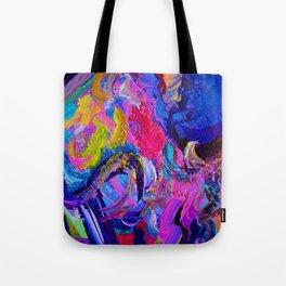 Abstract Viscosity Tote Bag