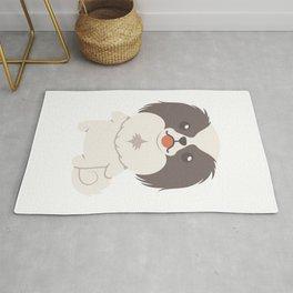 Japanese Chin Dog Gift Idea Rug