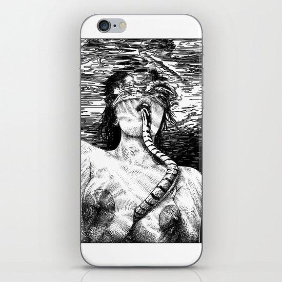 asc 509 - La morsure salée (The salty bite)  Second version iPhone & iPod Skin