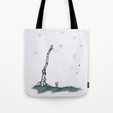 Give You The Stars Tote Bag