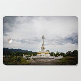 Thailand tempel Khao lak Cutting Board