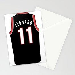 Meyers Leonard Jersey Stationery Cards