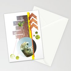 Urban Jungle #3 Stationery Cards