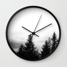 Finding myself Wall Clock