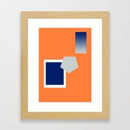 ab hom Framed Art Print