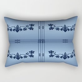 Chez Cabernet (serene riverside) Rectangular Pillow