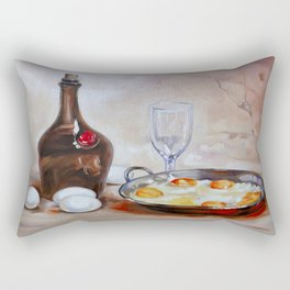 Still life # 24 Rectangular Pillow