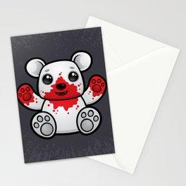 Polar Bear Cub First Kill Stationery Cards