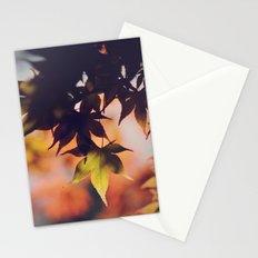 Fall dreams Stationery Cards