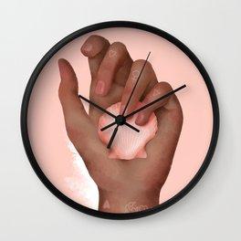 Iemanja Wall Clock