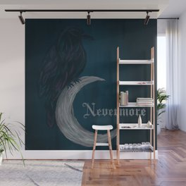 Nevermore Wall Mural