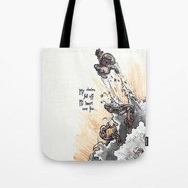 And can it be? Tote Bag