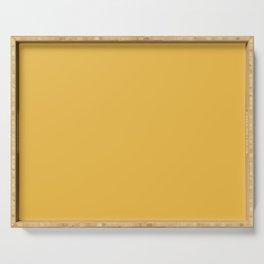 Bearded Iris Planeur ~ Golden Sunshine Serving Tray