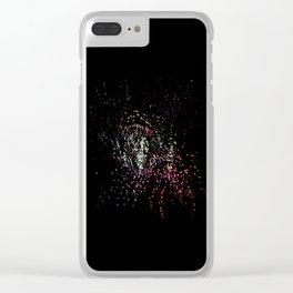 Boom Boom III Clear iPhone Case