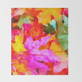 Autumn #society6 #buyart #decor Throw Blanket
