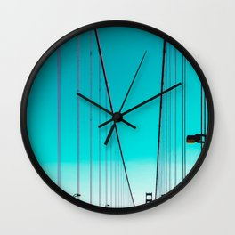 By this post you might have noticed that I'm not very fond of diagonals. Wall Clock