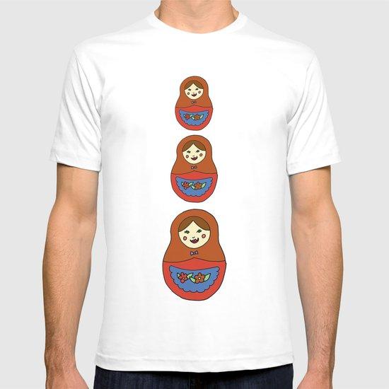 3 Matroyshkas T-shirt