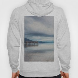 reflections in the water ...  Hoody