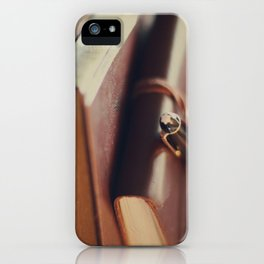 Journaling iPhone Case