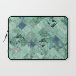 Abstract Geometric Background #31 Laptop Sleeve