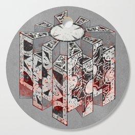 Hellraiser Puzzlebox D Cutting Board