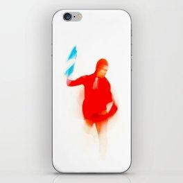 fusión disolución 3/14 iPhone Skin