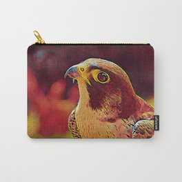 Popular Animals - Falcon Carry-All Pouch