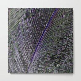 Palmy Metal Print