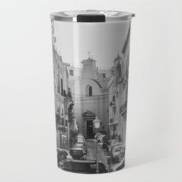 street in Bari Travel Mug