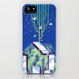 Juxtapose iPhone Case