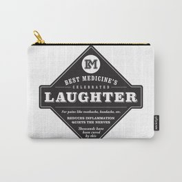 Laughter is the Best Medicine Carry-All Pouch