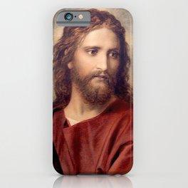 Heinrich Hofmann Christ 1889 iPhone Case