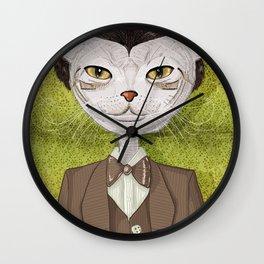Mr. Jones Wall Clock